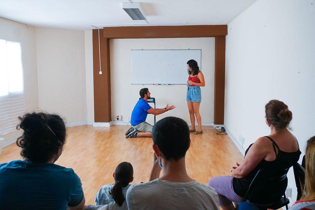 taller de impro intensivo en malaga